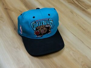 Vintage-Vancouver-Grizzlies-Sports-Specialties-Snapback-Hat-Cap-NBA-90s-Logo
