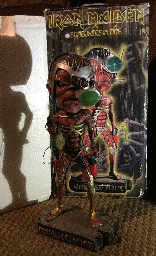 """Somewere In Time"" NECA Eddie Figure NOB"