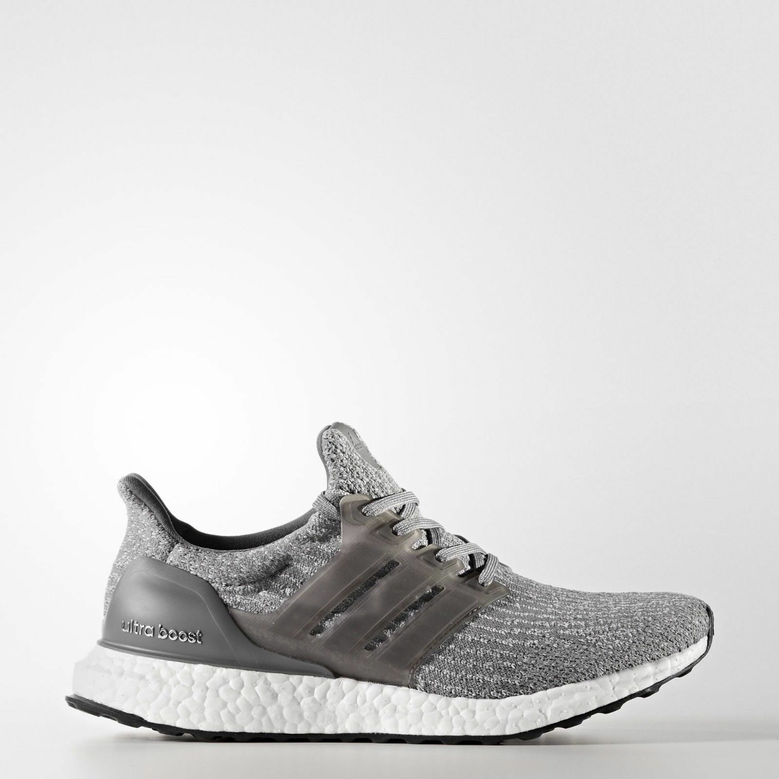 Adidas Women's Ultra Boost 3.0 Grey S82052 Woman's size 12