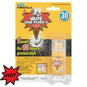 Insect-Repellant-Mosquito-Fumakilla-Vape-One-Push-Vapourizer-30-Days-9-gm