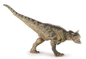CARNOTAURUS-w-Movable-Jaw-Replica-55032-FREE-SHIP-USA-w-25-Papo-Items