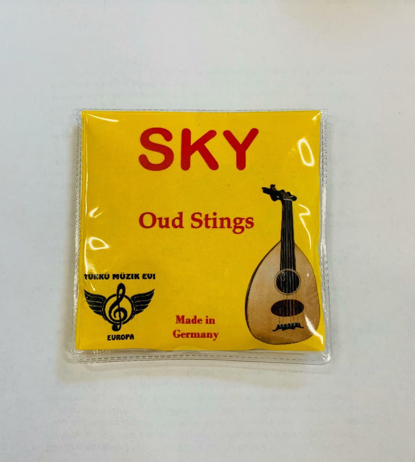 Saiten 1 Satz // Beste Preis Strings UD Oud 11 Stück Lea