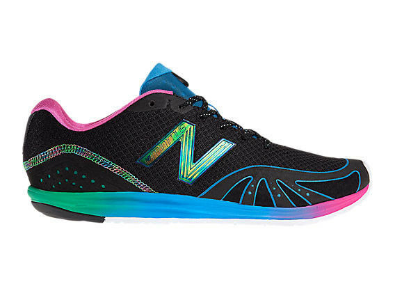 New Balance Minimus MR10 RB MR10RB Running shoes Men's - Black and Rainbow