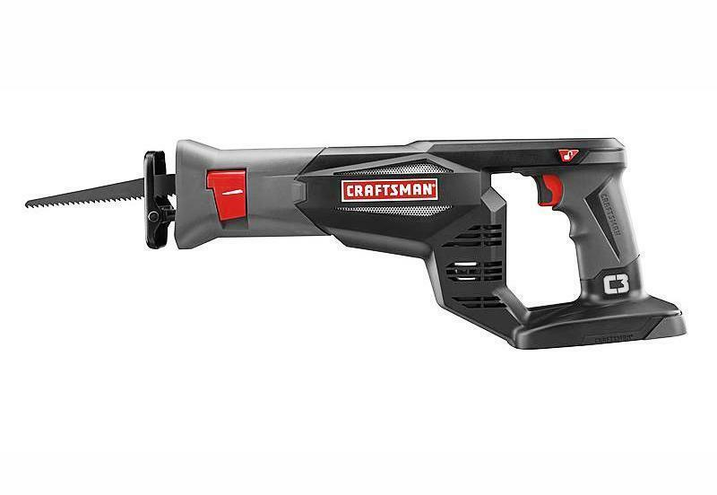 NEW CRAFTSMAN 315.CRS1000 C3 19.2V CORDLESS RECIPROCATING SAW - BARE TOOL