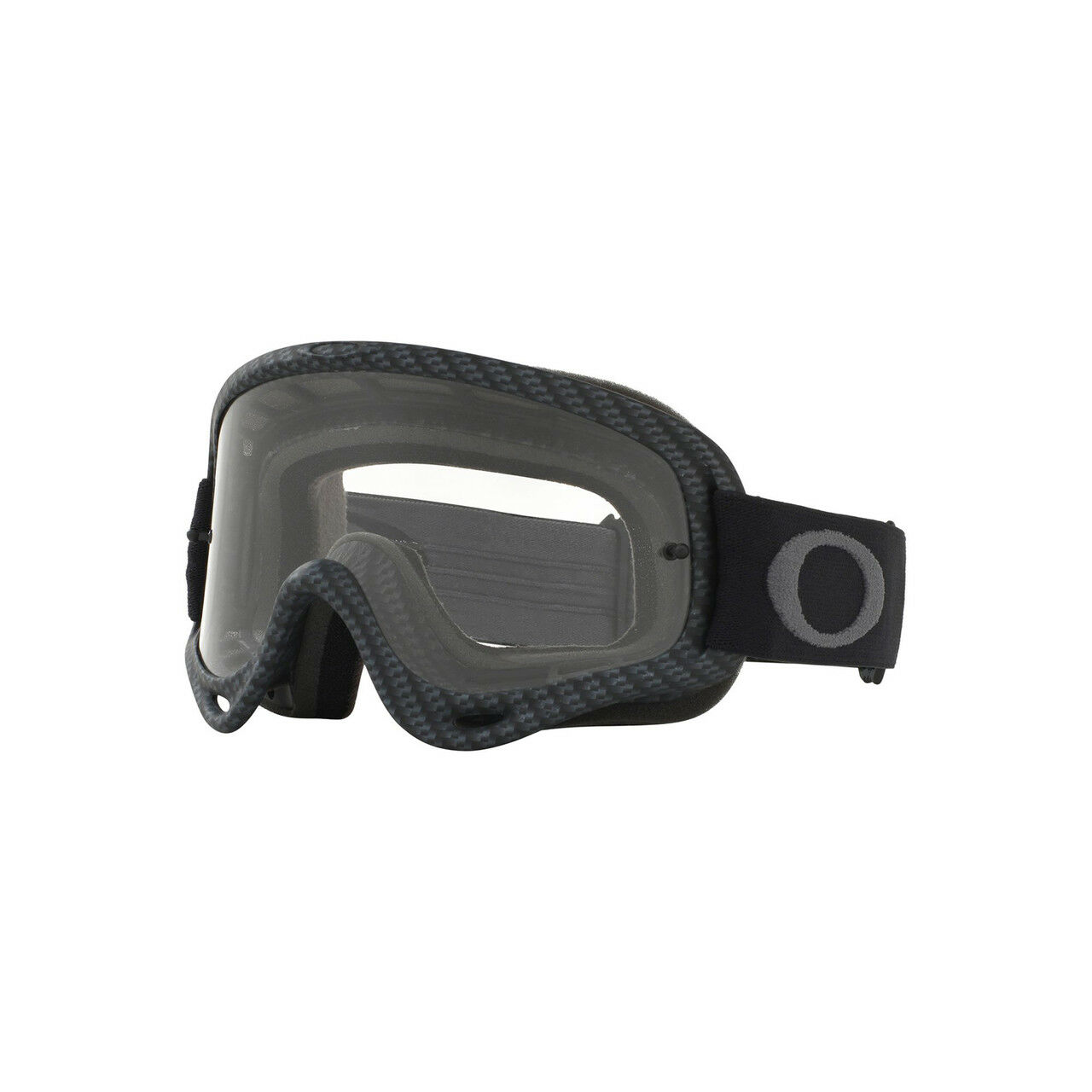 Oakley O-frame 2018 Goggle Mx Enduro XS Youth Mx True Carbon With Clear