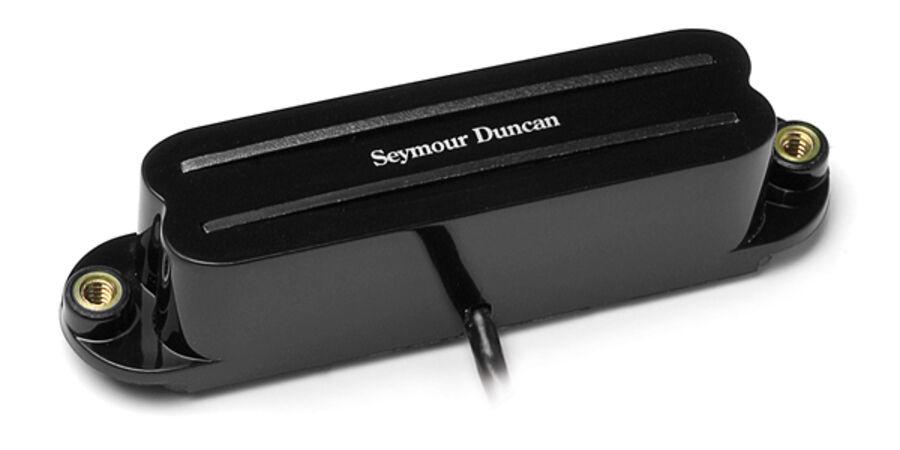Seymour Duncan Shr-1 Hot Rails per Strat - Nero, Ponte