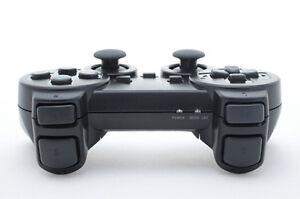 Wireless Black Dual Shock Controller for PS2 PlayStation 2 Joypad Gamepad Joypad