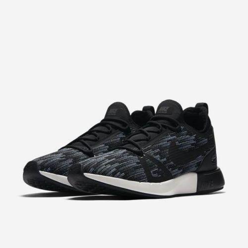 Mens Nike Duel Racer Se AH7359-001 Black/Black Brand New Size 10
