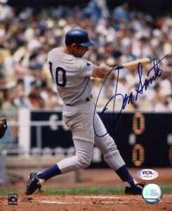 Ron-Santo-PSA-DNA-Coa-Hand-Signed-8x10-Photo-Autograph