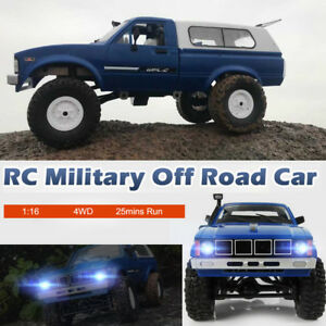 WPL-C24-Remote-Control-Truck-1-16-4WD-2-4GHz-Rock-Buggy-Crawler-Off-Road-RC-Car