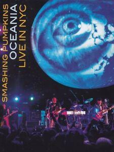 Smashing Pumpkins Oceania Live IN Nyc (2013) 24-track DVD Nuovo/Sigillato