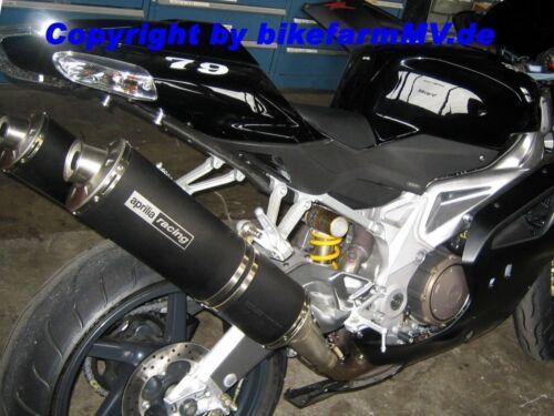 Heckhöherlegung Aprilia RSV 1000 RR 2004-2010 35mm Jack Up Kit High Tail RAC