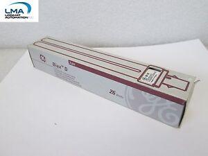 3x-GENERAL-ELECTRIC-F26DBX-835-F26DBXT4-SPX35-BIAX-LAMP-FLUORESCENT-26W-NEW
