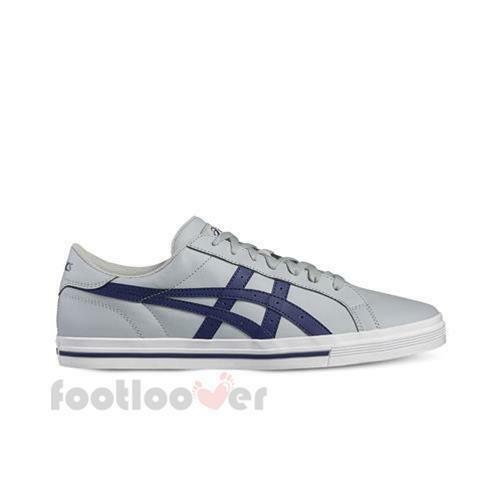 zapatos Asics Classic Tempo h6z2y 9649 zapatillas hombres Mid gris Indigo azul moda