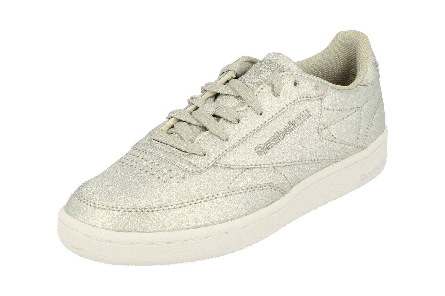 Reebok Classic Club C 85 Syn Womens Trainers Sneakers BD5758