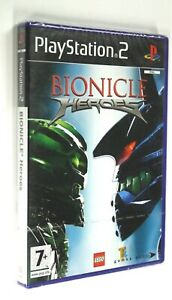 Bionicles Heroes - PLAYSTATION 2 - PS2 - NEUF