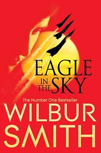 WILBUR-SMITH-EAGLE-in-the-CELESTE-NUOVO-SPEDIZIONE-GRATIS-UK