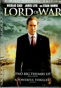 Lord-of-War-DVD-2006-2-Disc-Set-Special-Edition-Nicolas-Cage-WORLD-SHIP