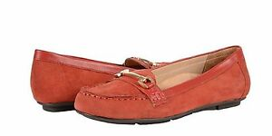 fe9a5c12913 Image is loading Vionic-W-Orthaheel-CHILL-KENYA-Supportive-Suede-Loafers-