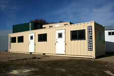 8' x 40' Container Office - Model OC40 (New)