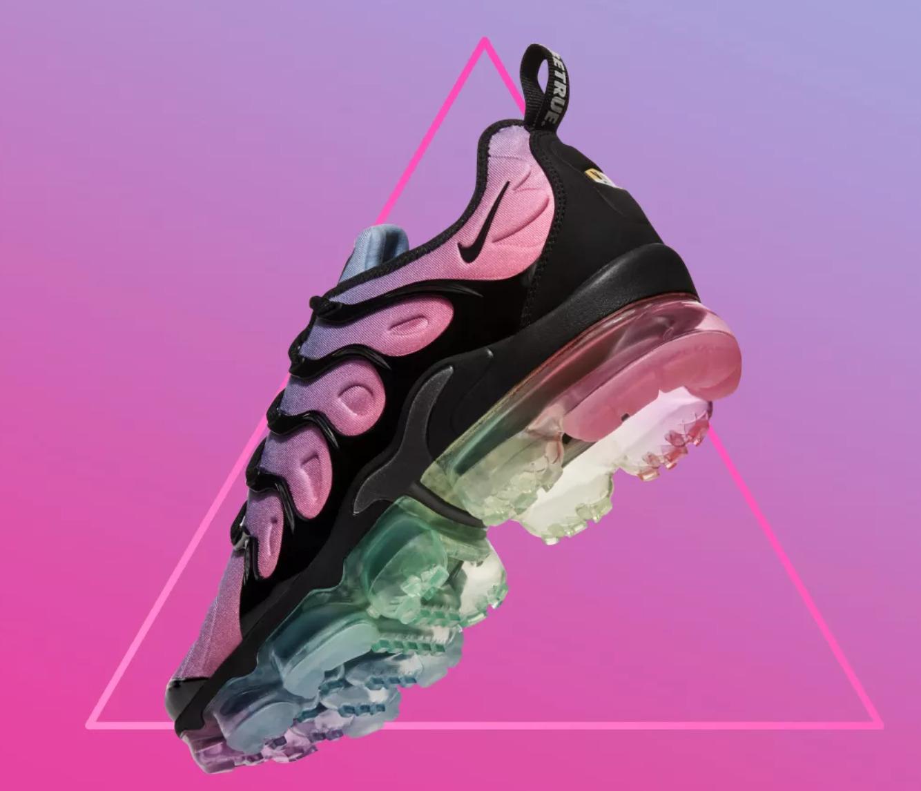 Nike Vapormax ser verdad LGBT Multi Plus