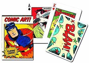 Vintage-Comic-Art-set-of-52-playing-cards-Jokers-gib