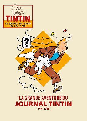 Tintin Poster SKU 34973