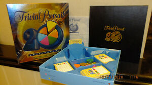 Trivial-Pursuit-20th-Anniversary-Edition-Board-Game-Complete