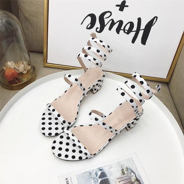Sandali eleganti bassi  ciabatte negro bianco pua 5 cm pelle sintetica 1058