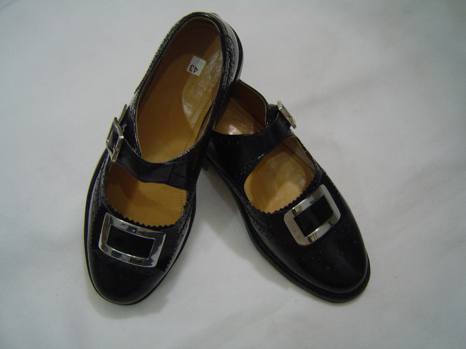 Scottish Dancing Socks Brogue Zapatos with Hose Socks Dancing 61bfa1