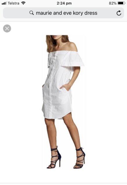 maurie and eve KORY Dress Sz 10 BNWT