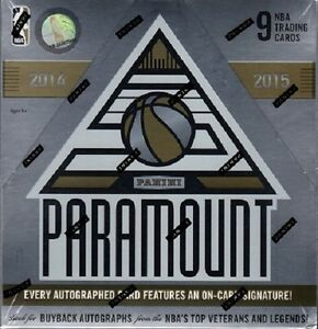 2014-15-Panini-Paramount-Factory-Sealed-Basketball-Hobby-Box-Find-3-Autographs