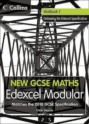 1 of 1 - Very Good, New GCSE Maths – Workbook 2: Edexcel Modular (B), , Book
