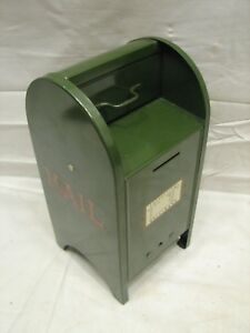Image Is Loading Vintage Post Office MailBox Bank All American US