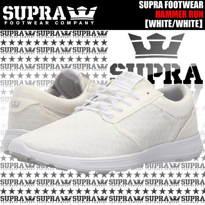 Nuevas Supra Martillo Run S55042 Universal Mujeres Mujeres Mujeres Zapatos Zapatillas zapatillas blancoo Reino Unido 8  más descuento
