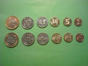 SET-ZIMBABUE-ZIMBABWE-2014-2017-1-5-10-25-50-Cent-1-Dolar-SIN-CIRCULAR-UNC