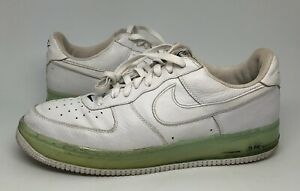 Details about 2005 Nike Air Force 1 One Premium Ice Cube Sneakers Size 13 White Blue Rare AF1