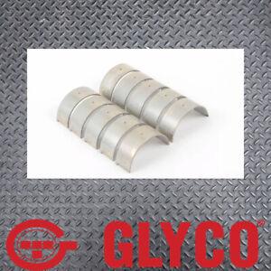 Glyco Set of 4 STD Conrod Bearings suits Audi ABK