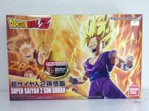 Figure-rise Standard Dragon Ball Z DBZ Super Saiyan 2 SSJ2 Son Gohan Bandai NEW
