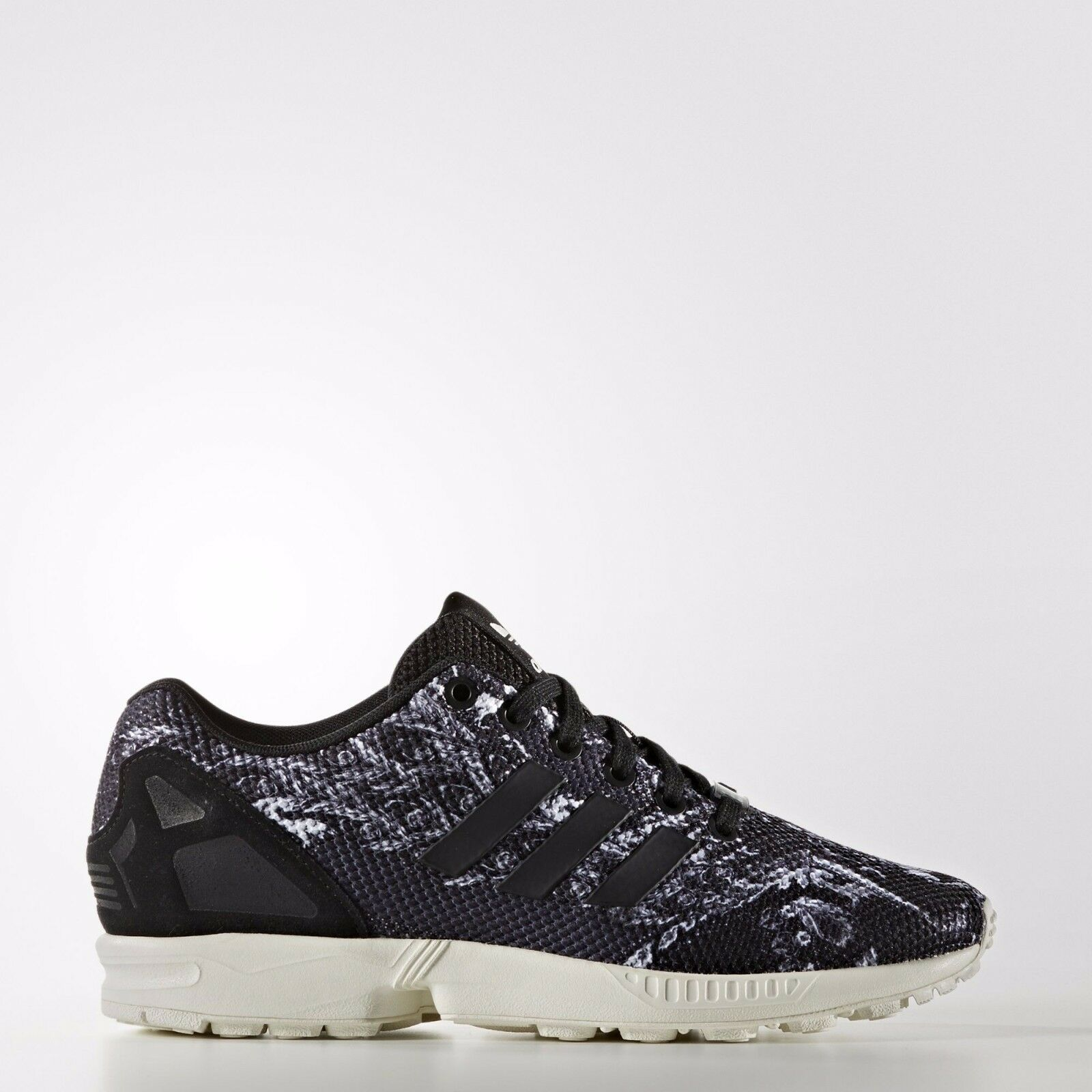 ADIDAS ORIGINALS ZX FLUX FARM RIO WOMEN'S RUNNING Schuhe SIZE US 6.5 BLACK S76592