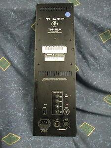 Mackie-Thump-TH-12A-speaker-amplifier-module-repair-service