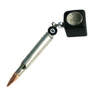 Chalk Holder Chalk Included! GREEN Bullet POCKET Chalker