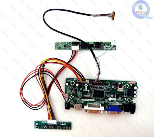 """HDMI NT68676 LCD Controller Board for 17.1/"""" 1920X1200 Panel LP171WU6-TLA1"""
