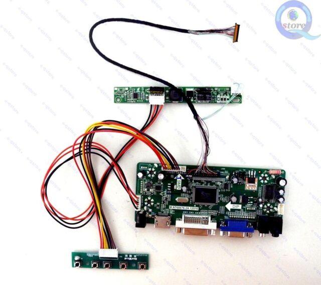 NT68676 HDMI+DVI+VGA LCD Controller Driver Board Kit for 1440X900 LP154WP4-TLA1