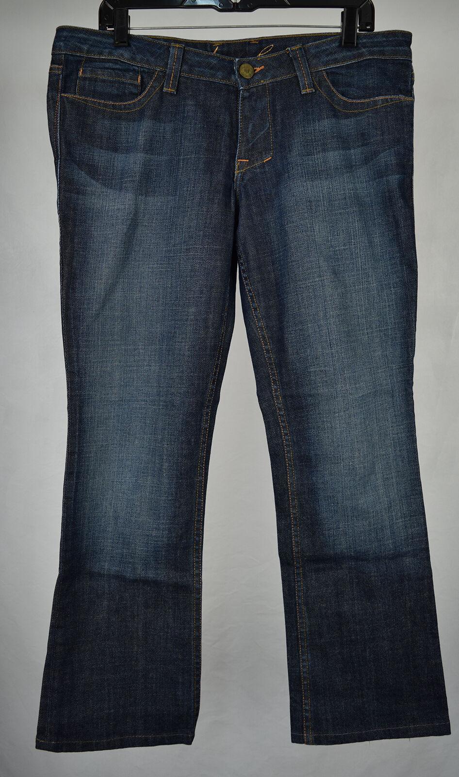 William Rast Sadie Dust Stretch Denim bluee Jeans 31 USA Straight Leg