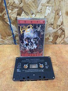 "Slayer ""South of Heaven"" Original Cassette Tape (Def Jam) VERY GOOD CONDITION"