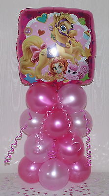 """18/"""" PALACE PETS WHISKER HAVEN DOUBLE SIDED FOIL HELIUM BALLOON 32282"""