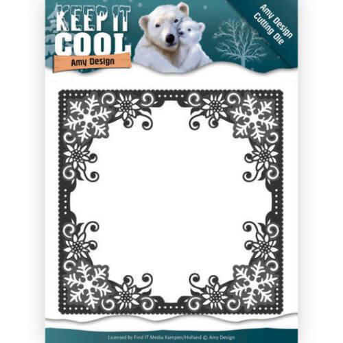 Karten Basteln Scrapbooking Keep It Cool Amy Design Stanzformen