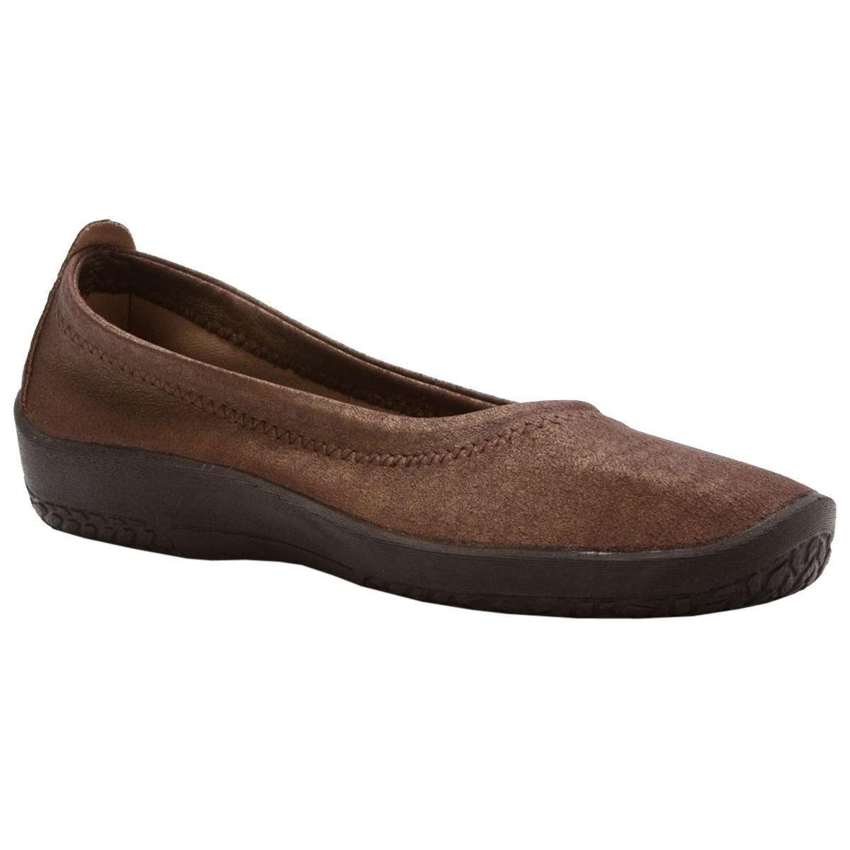 ARCOPEDICO chaussures femme L2 bronze Synthétique Chaussures