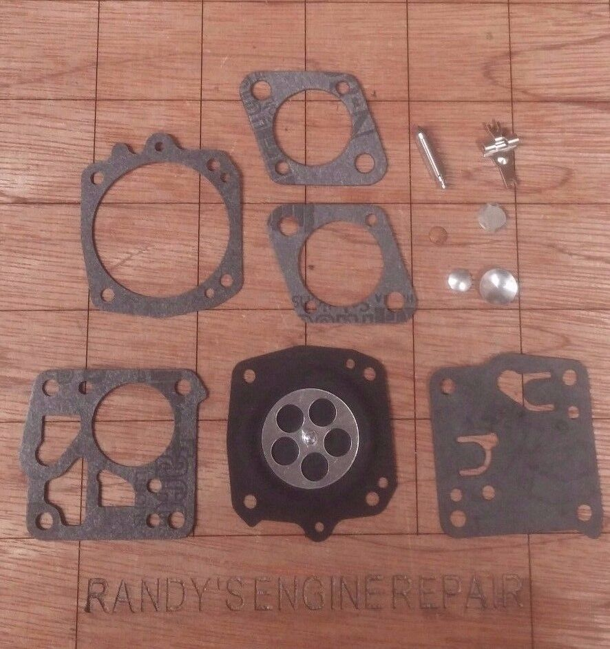Tillotson Carburetor Kit RK 32HS for Husqvarna 385//390//395